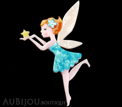 Erstwilder A Fairy Wish Brooch Pin Gallery