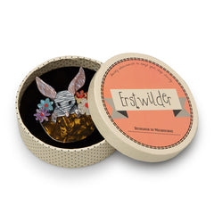 Erstwilder Basket of Bilby Brooch Pin Box