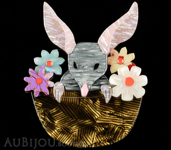 Erstwilder Basket of Bilby Brooch Pin Gallery