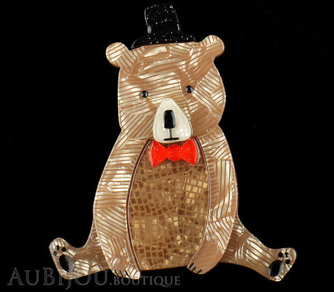 Erstwilder Bear With Me Brooch Pin Gallery