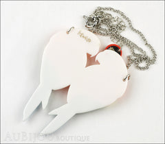 Erstwilder Bird Necklace Jack And Diane Lovebird Back