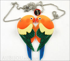 Erstwilder Bird Necklace Jack And Diane Lovebird Front