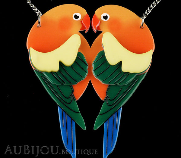 Erstwilder Bird Necklace Jack And Diane Lovebird Gallery
