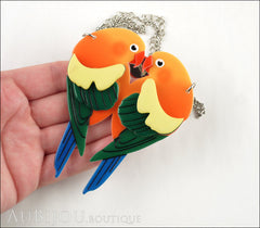 Erstwilder Bird Necklace Jack And Diane Lovebird Model