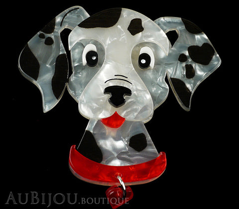 Erstwilder Dalmatian Dog Brooch Pin Gallery