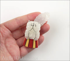 Erstwilder Pet Circus Brooch Pin Princess The Persian Cat Model