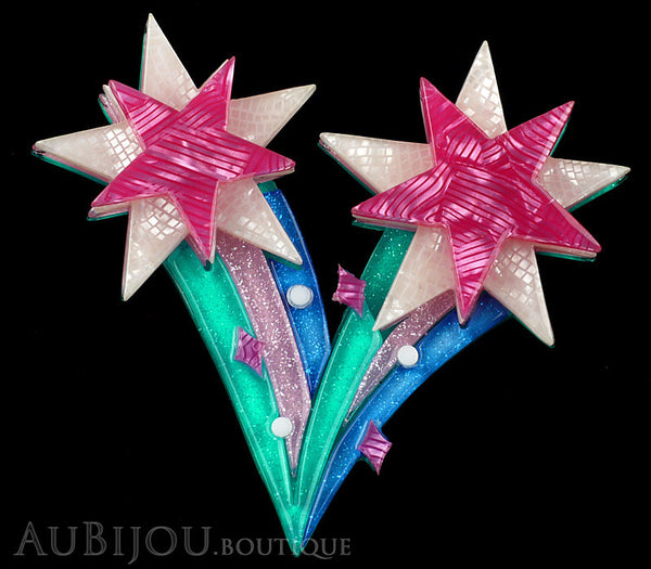Erstwilder Star Burst Brooch Pin Gallery