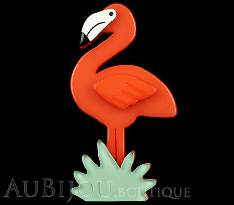 Erstwilder Bird Brooch Pin Flamboyant Flamingo Funk Gallery