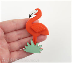 Erstwilder Bird Brooch Pin Flamboyant Flamingo Funk Model