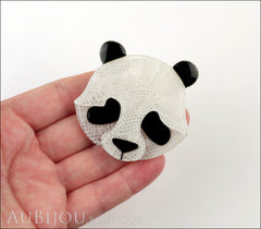 Erstwilder Brooch Pin Pepita the Polite Panda Model