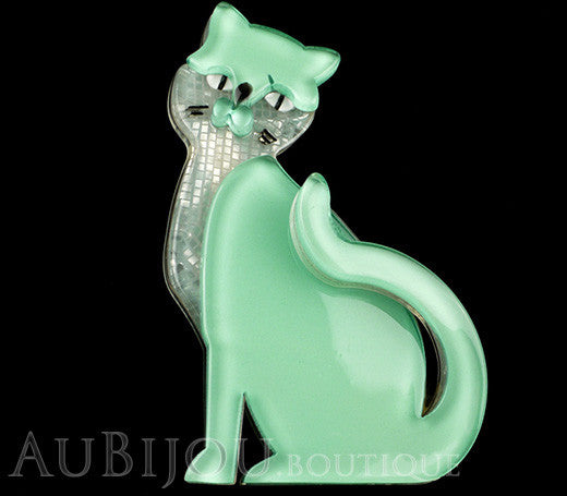 Erstwilder Cat Brooch Pin Purrfect Petunia Gallery