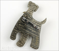 Erstwilder Dog Brooch Pin The Schnauzer and Klaus Back