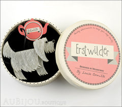 Erstwilder Dog Pin Brooch Grooming Gracie Box