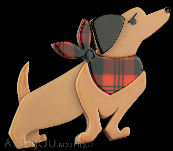 Erstwilder Dutch Hound Dog Pin Brooch Bitsa Bob Gallery