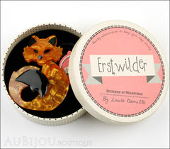 Erstwilder Fox Brooch Pin She's so Foxy Box