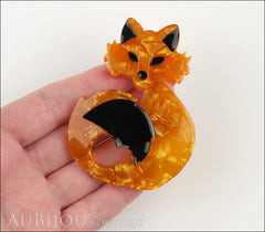 Erstwilder Fox Brooch Pin She's so Foxy Model