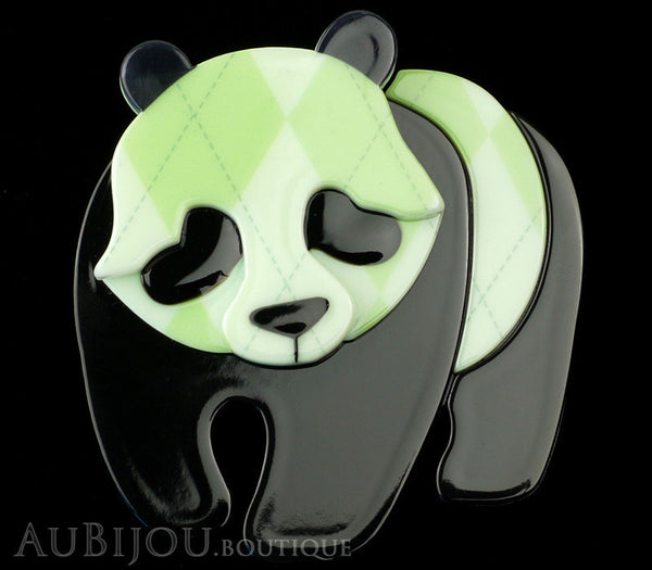 Erstwilder Pin Brooch Pepe the Pondering Panda Gallery