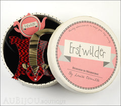 Erstwilder Pin Brooch Saba Sweet Sugar Glider Box