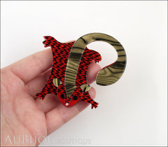 Erstwilder Pin Brooch Saba Sweet Sugar Glider Model