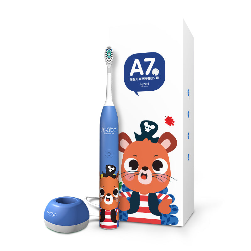 Apiyoo  A7 kids smart electric Toothbrush