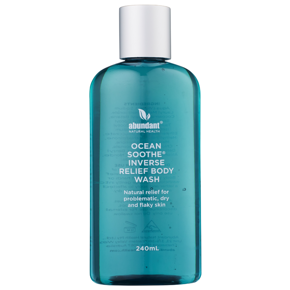 Ocean Soothe® Inverse Relief Body Wash (240mL)
