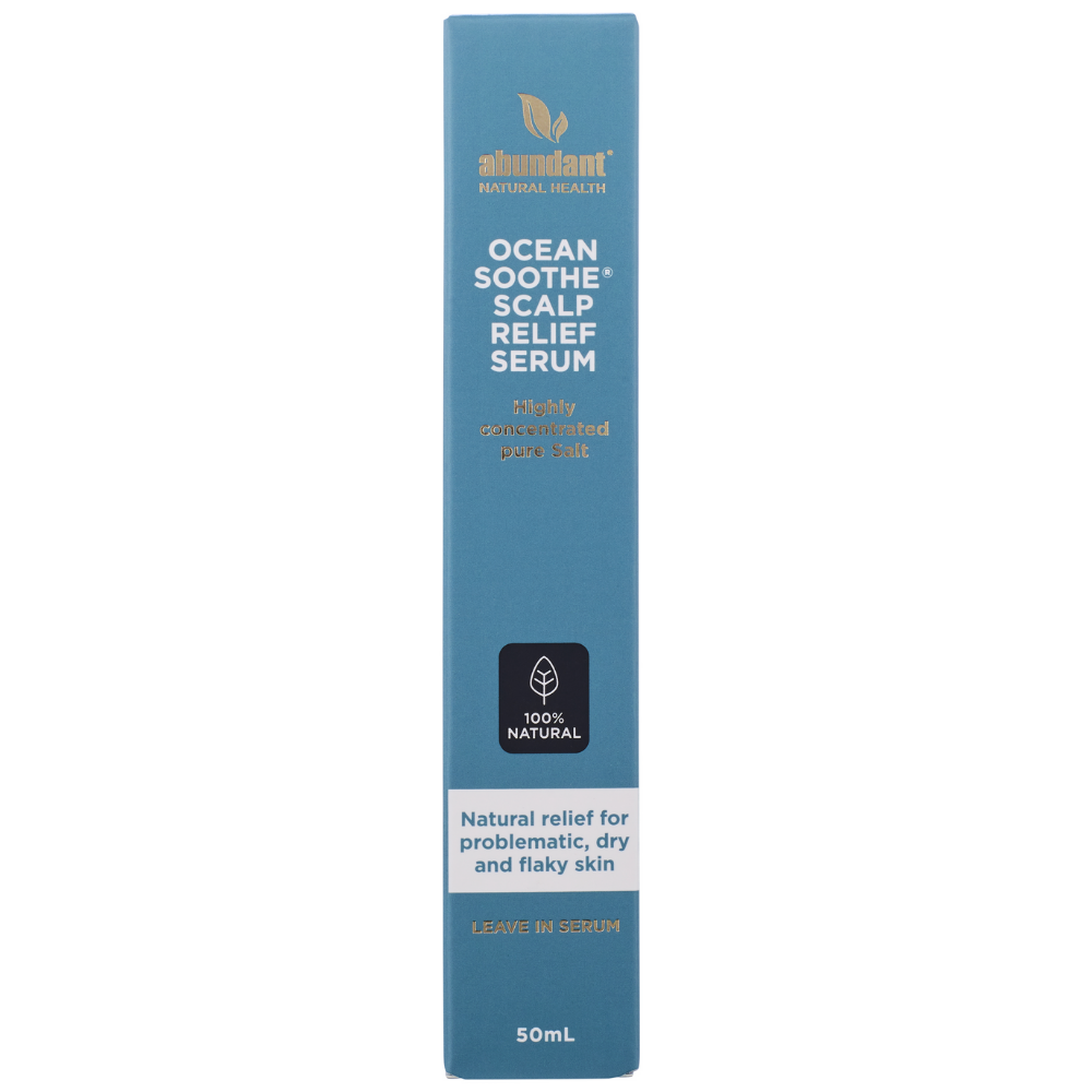 Ocean Soothe® Scalp Relief Serum (50mL)
