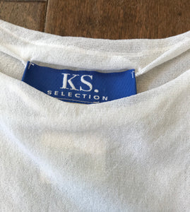 KS Selection Stretch Jersey S'less Top