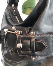Load image into Gallery viewer, SALVATORE FERRAGAMO Leather Shoulder Bag