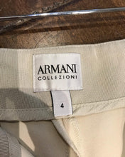 Load image into Gallery viewer, ARMANI COLLEZIONI Cotton Trousers