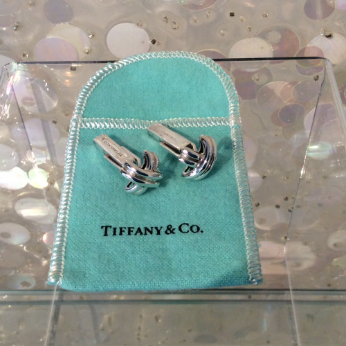 TIFFANY & CO. Cuff Links