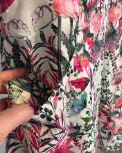 Load image into Gallery viewer, TED BAKER Floral Print S'less Dress
