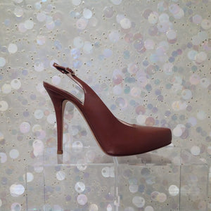 ESCADA Leather High Heels