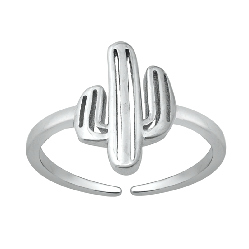 Cactus adjustable ring