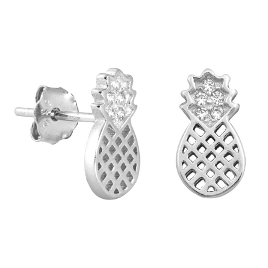 Women and girls pineapple earrings