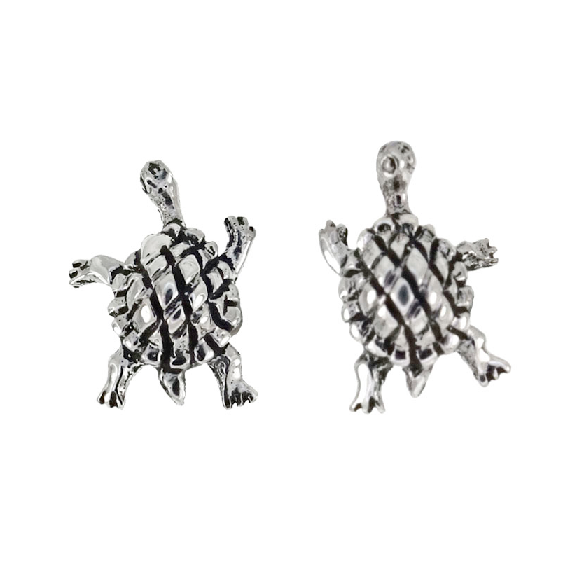 Womens and girls turtle earrings