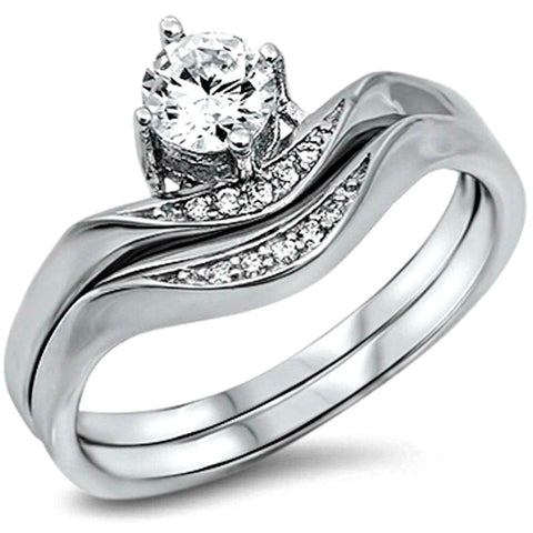 Wedding Ring Set Template   Blades And Bling Sterling Silver Jewelry