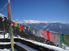 Small Prayer Flags