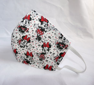 Mascarilla de minnie