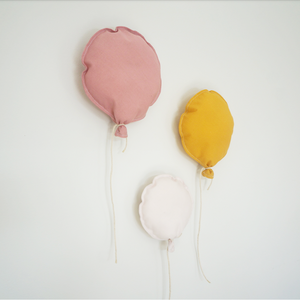 Fabric Wall Balloons