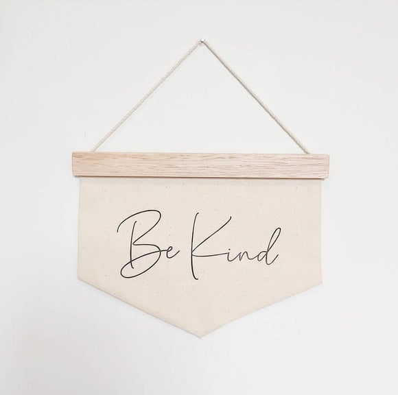 'Be Kind' Quote Banner