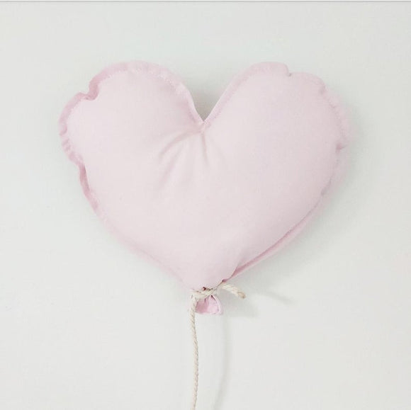 Heart Fabric Wall Balloons