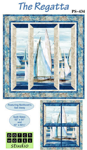 PS434 The Regatta - Cover