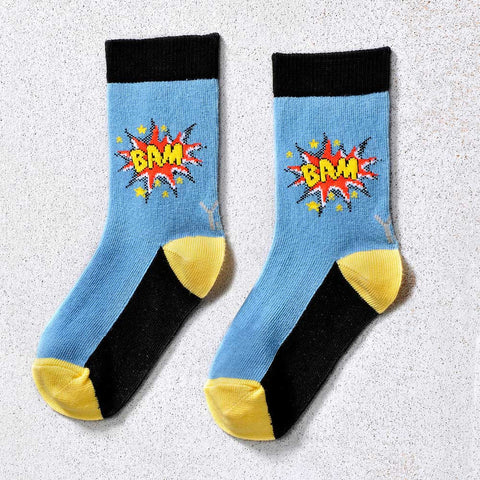 BAM Children's Crew Socks