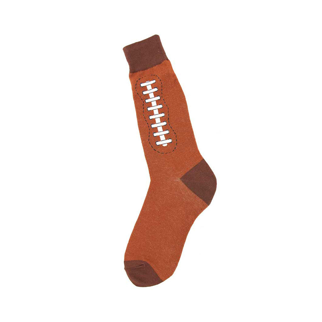 Football Men's Crew Socks