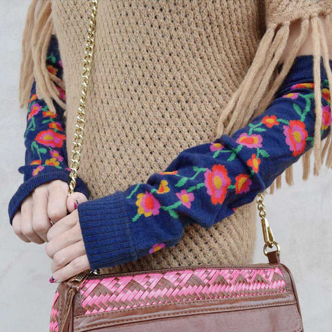 Flower Field Arm Warmers