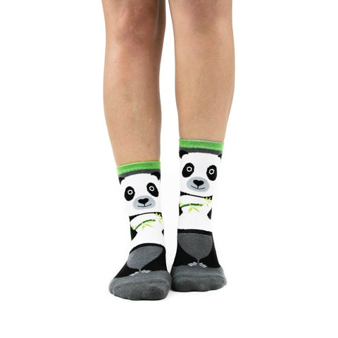 Panda Slipper Socks