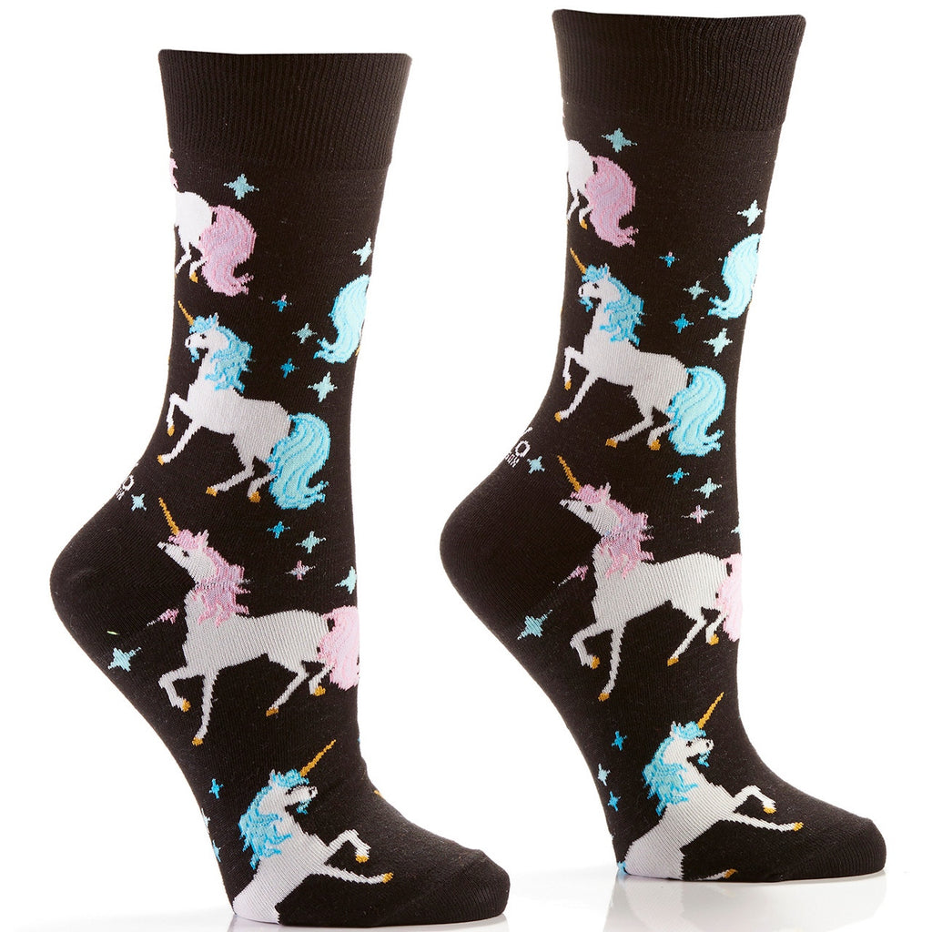 Unicorns Crew Socks