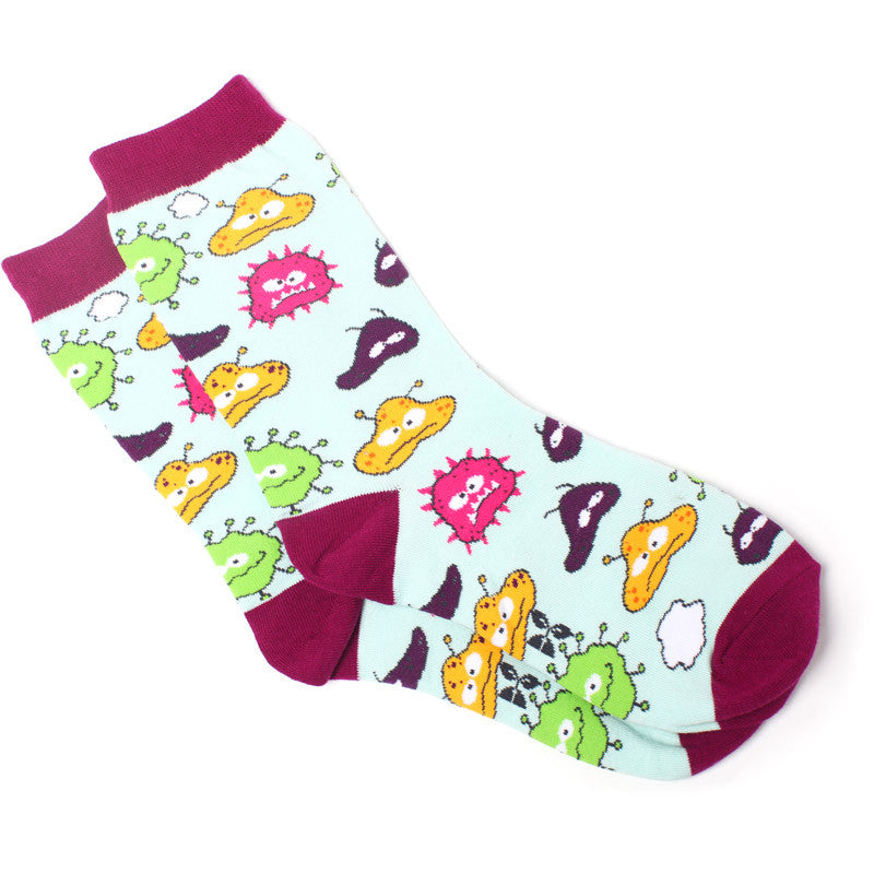 Little Germs Crew Socks