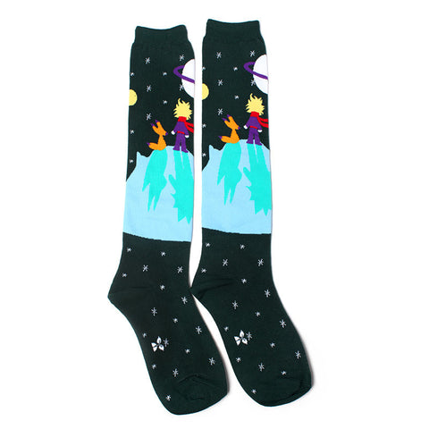 Le Petit Prince Knee High Socks