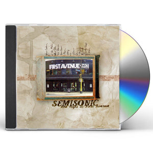 One Night At First Avenue CD